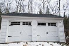 2 stall #Garage on #Farmhouse 15 property; Catskill Farms | Sullivan County Homes | Upstate New York Real Estate | Farmhouse 15