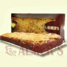 Brownis Panggang murah, lezat dan higienis cuma di Almerss Brownis.  More info : Almerss brownis Jl. Alaydrus no. 71A Jakarta Pusat Telp. 021-633-6435 / 021-633-2455 Fax : 021-633-2456 HP : 089630604955 BB pin : 2832509B Web : www.almerscake.com