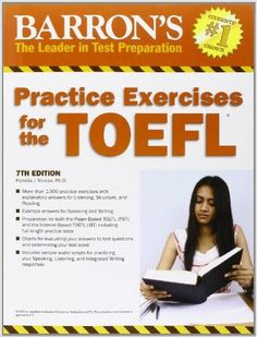 Have you ever given the Toefl test?