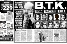 BTK Dennis Radar was one of the longest active serial killers in history.