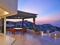 Vacation rental Villa la Cima in Cabo San Lucas #Mexico #travel #luxury