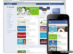 Facebook launches app store