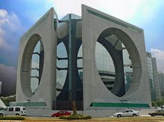 Corporative Center Calakmul by Arq. Agustin Hernandez Navarro