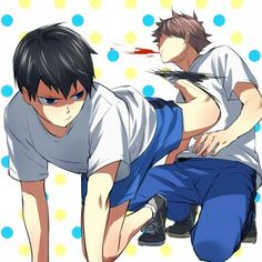 haikyuu oikawa x kageyama - Google Search | oikage | Pinterest ...