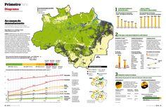 Edição 649 - As causas do desmatamento - versão online: http://revistaepoca.globo.com/Revista/Epoca/0,,EMI181348-18049,00-DIAGRAMA+AS+CAUSAS+DO+DESMATAMENTO.html