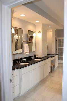 Dream Bath...oh wait it really is our bathroom