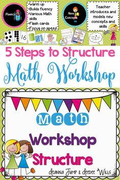 Math workshop in kin