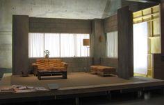 Sets for Erwin Olaf at Het Nieuwe Instituut