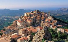 Corsica: pots and pastry on the Artisans' Route  La Balagne, a spectacular region in north-west Corsica, is being revitalised as an artists' colony.
