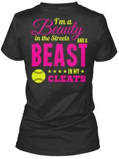 [Limited Edition] Soccer Beast Tshirt change to softball Softball Shirts, Softball Players, Sports Shirts, Softball Stuff, Fastpitch Softball, Softball Crafts, Softball Pitching, Softball Shirt Ideas, Softball Photos