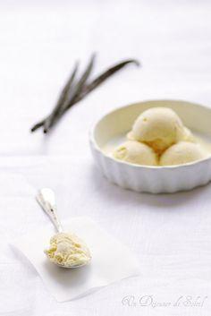 Glace à la vanille ultra gourmande (au lait concentré et sans sorbetière)