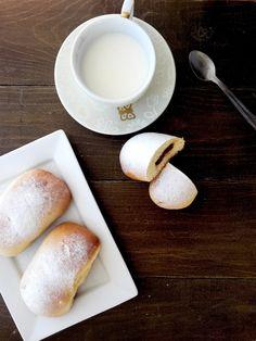 panini al latte e cioccolato