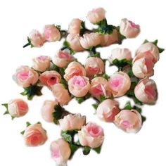 Eyourlife 100x Rosenköpfe Kunstrose Kunstblumen Rosenblüten künstlicher Rosen Hochzeit Party Deko champagner Eyourlife http://www.amazon.de/dp/B00JWFPQNU/ref=cm_sw_r_pi_dp_N9-Wub0D8P2B3