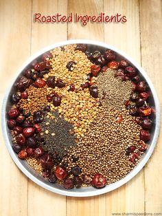 homemade sambar powder recipe a must in indian kitchen.how to make homemade sambar podi recipe.homemade sambar powder easy to make. Sambhar Recipe, Podi Recipe, Biryani Recipe, Rajbhog Recipe, Masala Powder Recipe, Masala Recipe, Homemade Spices, Homemade Seasonings, Indian Food Recipes