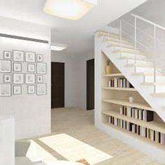 Ingresso, Corridoio & Scale in stile in stile Eclettico di Design Rules