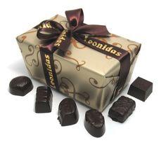 Leonidas Belgian Chocolates: 1 lb Dark C...