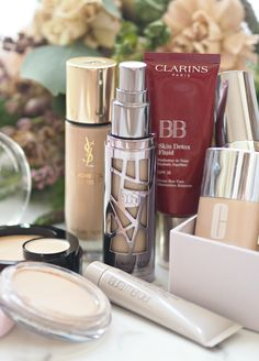 Confused About Your Base? A Breakdown Of Every Type Of Foundation
