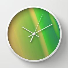 Soft Spoken Wall Clock