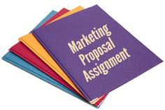 Marketing Proposal Assignment