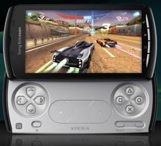 Get The NEW Sony® Xperia Play® FREE