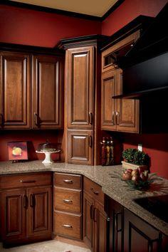 who else is misleading us about kitchen ideas dark cabinets 00021 ~ Gorgeous House Rustic Kitchen Cabinets, Kitchen Cabinet Styles, Kitchen Redo, Home Decor Kitchen, Interior Design Kitchen, New Kitchen, Kitchen Remodel, Kitchen Ideas, Dark Cabinets