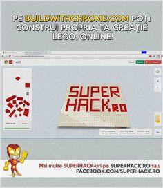 Construieşte orice din lego, online! - SuperHack.ro