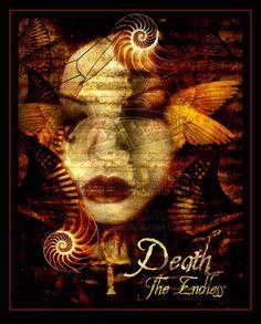Death - Dave McKean