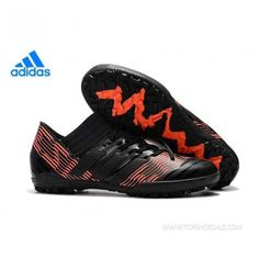 official photos d355a cd1a1 Regular product adidas Nemeziz Tango 17.3 TF CP9098 Core Black   Core Black    Solar Red Soccer Shoes