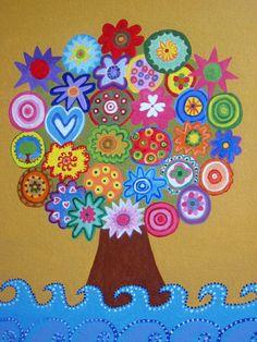 El árbol de los mandalas Más