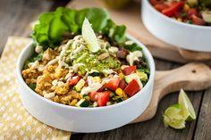The Mexican Bowl » Keepin' It Kind #vegan