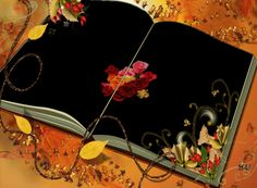 Book of Flowers (GIF)