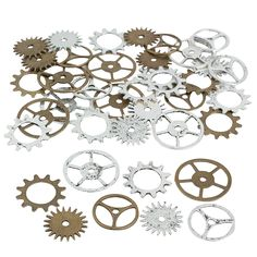 Watch Gears - OrientalTrading.com     USE AS  CAKE OR CUPCAKE,AND POWDERED SUGAR FOR DESIGNS ON TOP, SPRINKLE POWDERED SUGAR  AND WOW PRETTY
