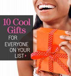 The best #gifts for everyone in your family.