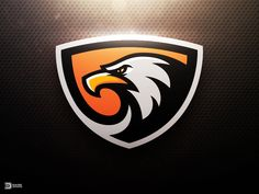 Sortie Gaming Eagle Sports Logo by Derrick Stratton
