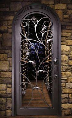 Custom Iron Doors Doors By Design Alabama And