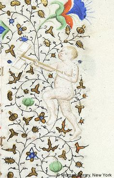 Book of Hours, MS M.1004 fol. 141r - Images from Medieval and Renaissance Manuscripts - The Morgan Library & Museum