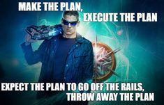 Captain Cold (Leonard Snart) any flash fans?
