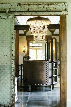 Salle de bain bleu design   Barock, Türkis und Waschbecken