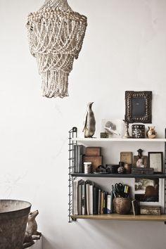 Las Cositas de Beach & eau: La casa de una interiorista BELGA.....pura sensibilidad y buen gusto..............vista en MILK y MECHANT DESING...