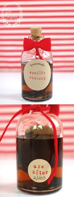 Homemade Vanilla Extract | Say Yes to Hoboken
