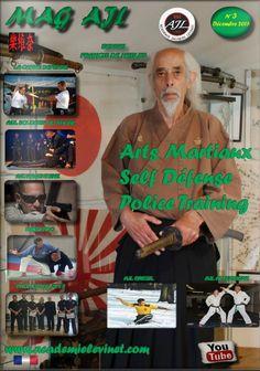 MAGAZINE AJL N°3 DÉCEMBRE 2015 - Master Jacques Levinet