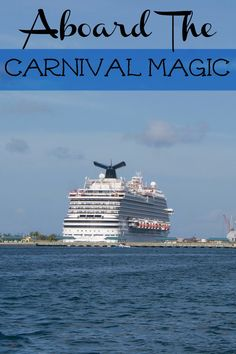 🔷🔷🔷 Get a cruise 🚢🚢🚢 for half price or even for free!🌎🌎🌎klick for more details.✔✔✔ Step Aboard The Carnival Cruise Ship the Carnival Magic Cruise Tips, Cruise Travel, Cruise Vacation, Vacation Trips, Weekend Trips, Disney Cruise, Patagonia, Carnival Cruise Ships, Singles Cruise