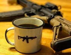 Black Rifle Coffee Company Owner Talks Guns, Blends, and Starbucks ...