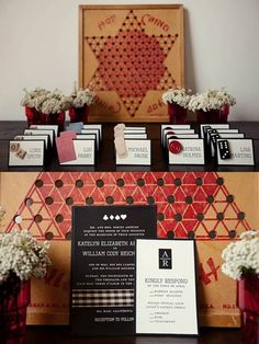 Wedding Ideas : Wedding Style Idea - A Game-Themed Wedding!