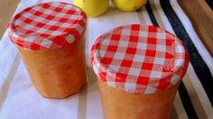 Chutney van kweepeer met abrikozen