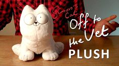 Check out the Simon's Cat Plush! Currently available as a special Limited Edition perk via our Indiegogo campaign page - igg.me/at/simonscat