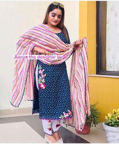 Latest Punjabi Suits Design, Designer Punjabi Suits Patiala, Punjabi Suits Designer Boutique, Patiala Suit Designs, Boutique Suits, Indian Designer Suits, Kurti Designs Party Wear, Punjabi Suit Boutique, Simple Indian Suits