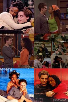 One of my fav tv couples I hate the way they wrote them on girl meets world