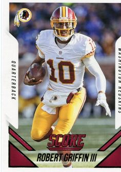 2015 score football cards - Google Search
