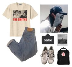 """""""I wish I'd known that less is more"""" by heaviside ❤ liked on Polyvore featuring Meggie, Retrò, adidas and Fjällräven"""